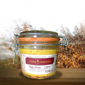 foie gras ferme darrigade