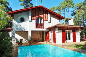 architecture basco landaise