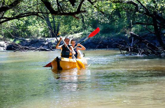 CanoEyre-balade en canoe l'Eyre- excursions