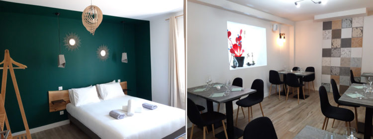 L'Expression-restaurant et chambres