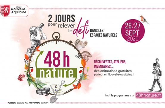 48h nature-Nouvelle Aquitaine-Landes