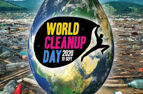 World Clean-up day 2020 - Landes