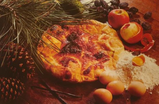 cuisine landaise-tourtière landaise