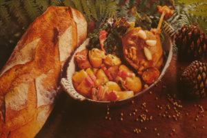 recettes landaises-confit de canard