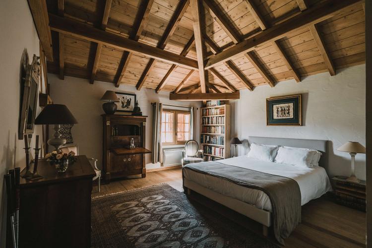 La chambre Bidart du Domaine de Petiosse