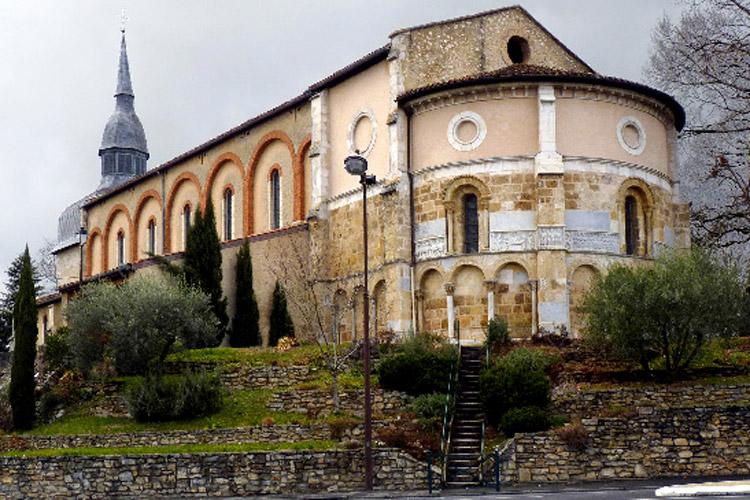 Eglise Saint Paul à Saint Paul lès Dax