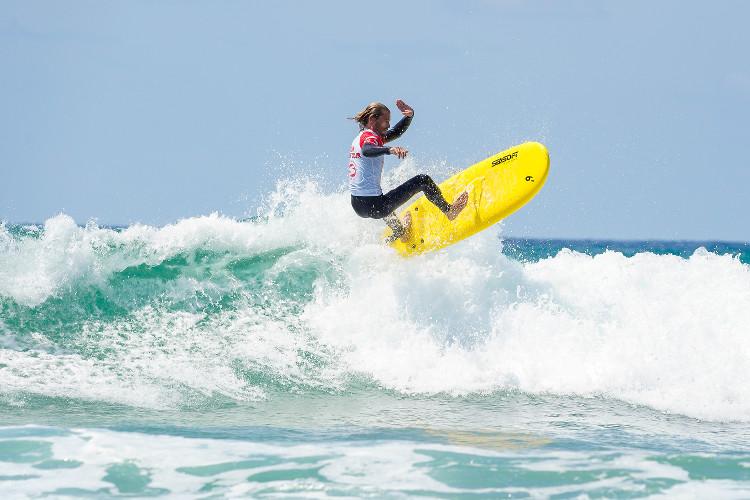 surfeur de l'école Soonline