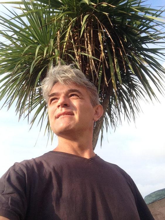 Portrait de Xavier Carrère