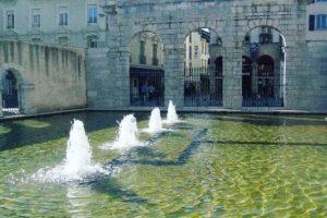 Couverture article Fontaine chaude de la nèhe à dax landes