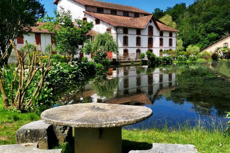 Moulin Balade de Poustagnac