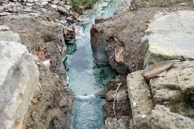 Source Préchacq-les-bains