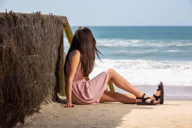 Hirica sandales plage