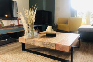 La Madrillette table basse