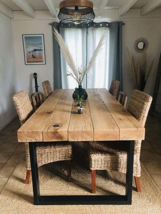 Table La Madrillette
