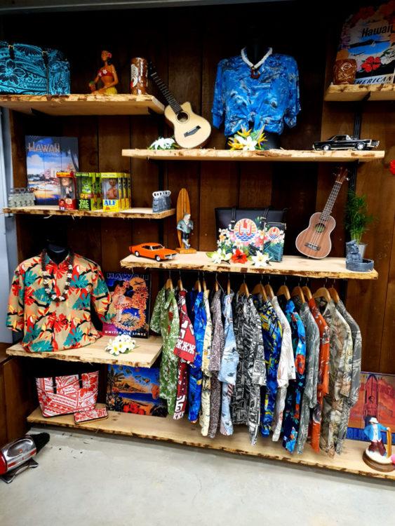 esprit des iles chemises hawaiiennes