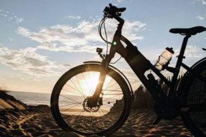 Balade vélo dans les Landes