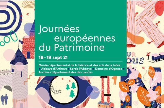 Journées européennes du patrimoines landes