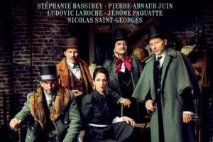 couverture theatre le cercle de whitechapel mimizan